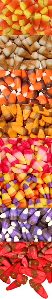 candy corn flavors