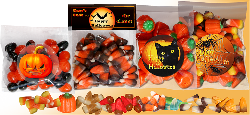 new gourmet candy corn in bags