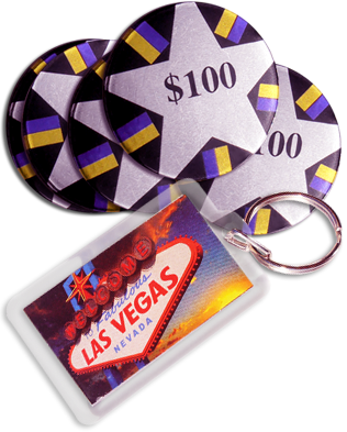 Vegas themed gifts