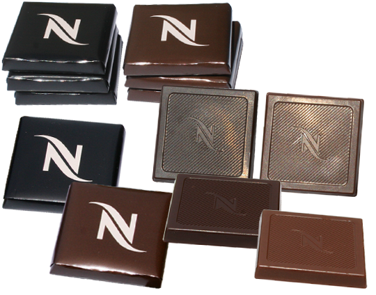 smooth Nespresso Squares