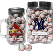 baseball team jars