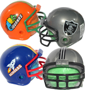 jawbreakers in football helmets